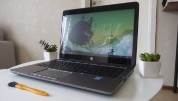 "Touch 14"" HP 840 G1 i5-4210U - 8GB RAM - 180GB Intel SSD"