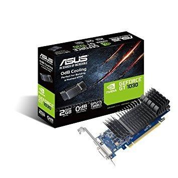NVIDIA ASUS GT 1030 2 GB BRA SKICK